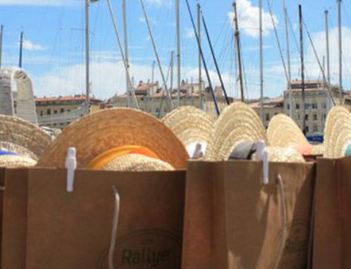 Rallye nautique en bateau semi-rigide dans un incentive mer intitulé « Best of Marseille »