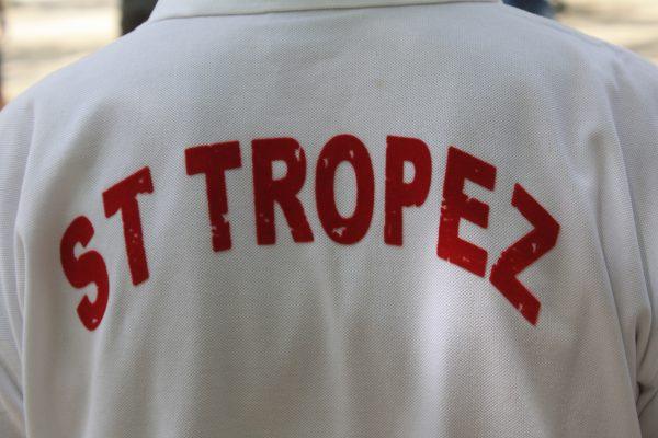 Un t-shirt de St Tropez