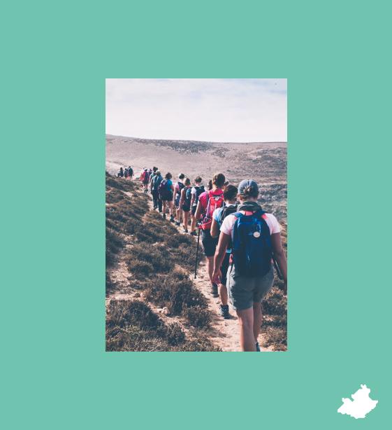 La randonnée, source de cohésion solidaire